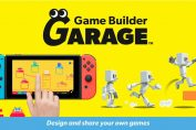 Nintendo Announces Game Builder Garage, A Quirky Programming Game For Switch