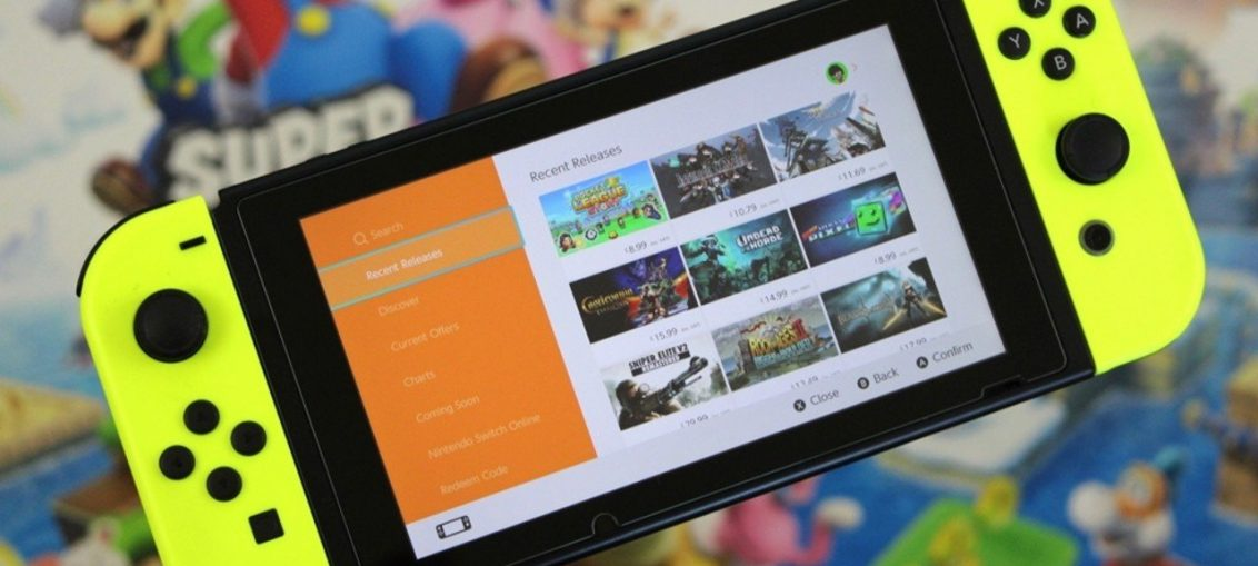 Nintendo eShop Growth Continues With Massive Increase To Digital Sales