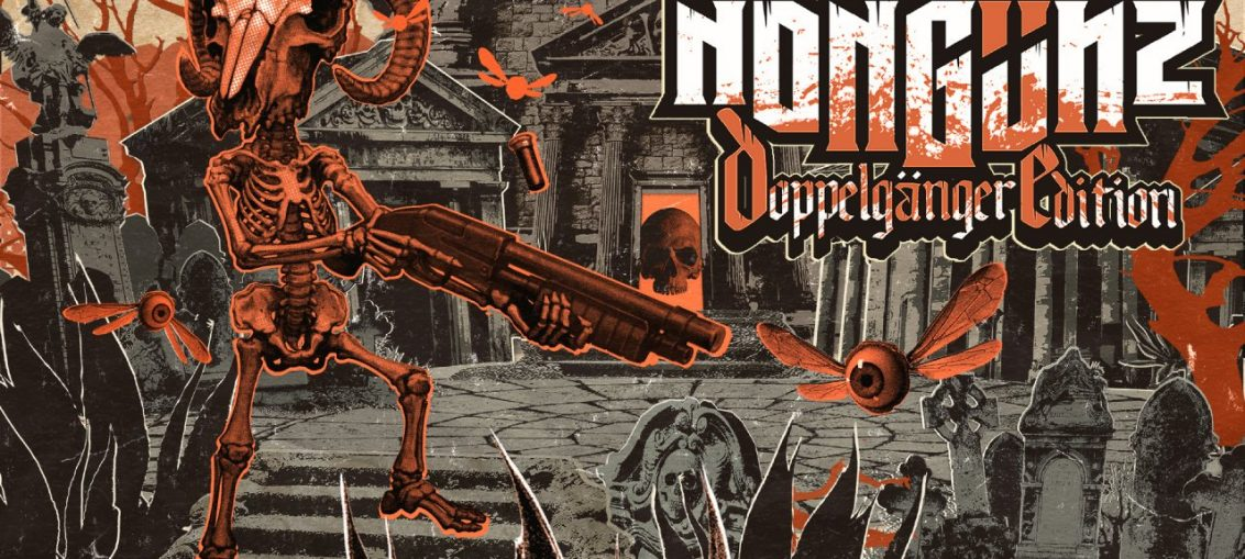 Nongunz: Doppelganger Edition Brings Roguelike Fun To Switch This Week