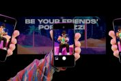 Poparazzi hypes itself to the top of the App Store