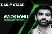 Raising a round? AngelList Venture CEO Avlok Kohli will share insights at TC Early Stage