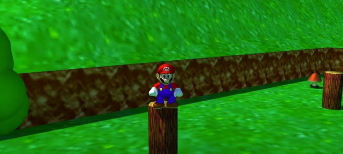 Random: There's A Project Aiming To Make Super Mario 64 Fully Ray Traced