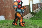 Random: This Guy Makes Incredible, Wearable 16-Bit Cosplay