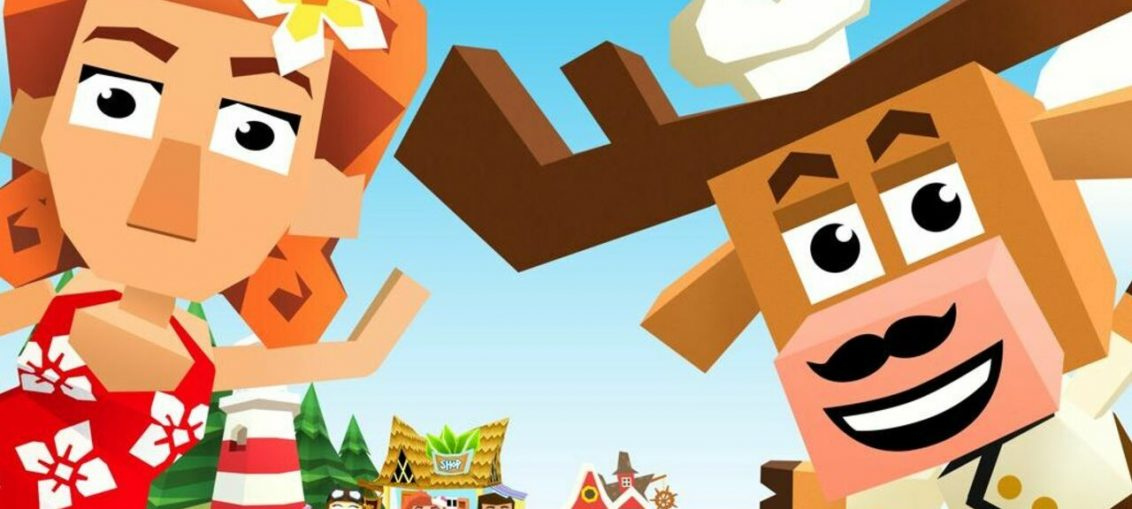 """Review: Castaway Paradise - """"Like Animal Crossing"""" Indeed, Minus The Good Bits"""