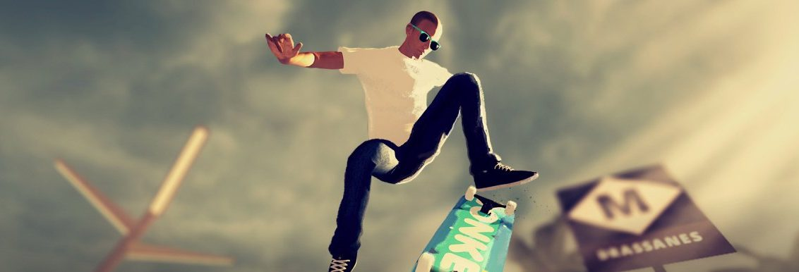 Review: Skate City - Lacks Real Challenge, But Good For Board-Based Vibing