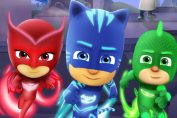 Save The Day With PJ Masks: Heroes Of The Night When It Lands On Switch This Fall