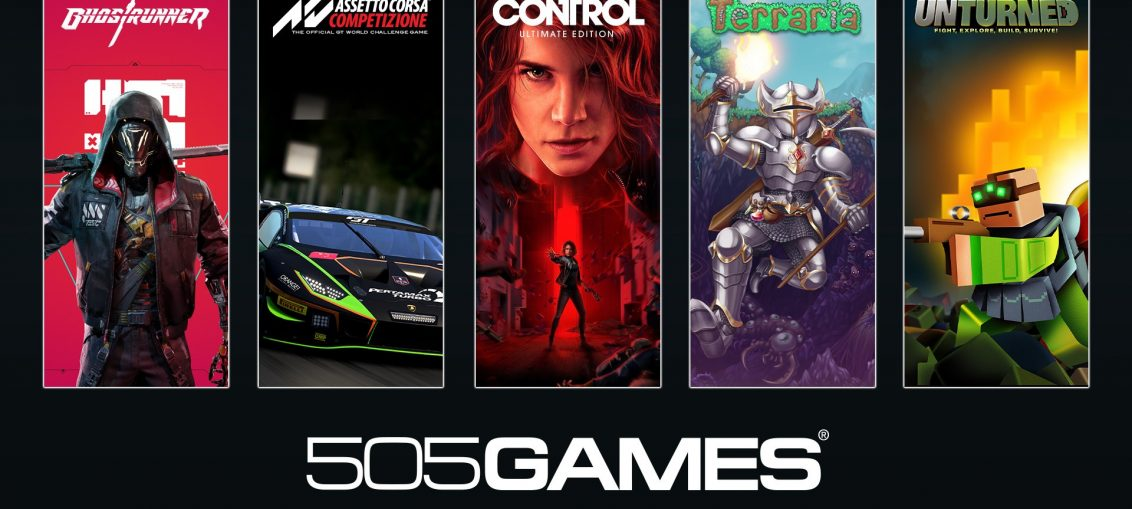 Save up to 50% During the 505 Games Publisher Sale