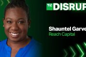 Shauntel Garvey of Reach Capital will join us to judge this year's Startup Battlefield