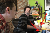 The Secrets Behind Tim Schafer's Rubik's Cube Collection