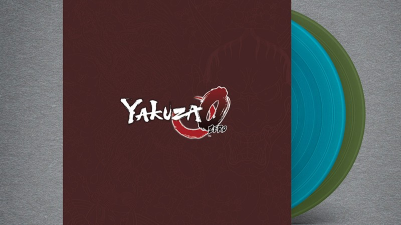 These Yakuza 0 Vinyl Sets Let You Rock Out To The '80s In Style