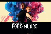 Turning TV Episodes into Dark Nights with Poe and Munro