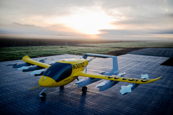 Wisk Aero and Blade Urban Air Mobility partner to bring electric air taxi services to the skies