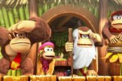 """""""Donkey Kong Country"""" Concept Art For Super Nintendo World Surfaces Online"""