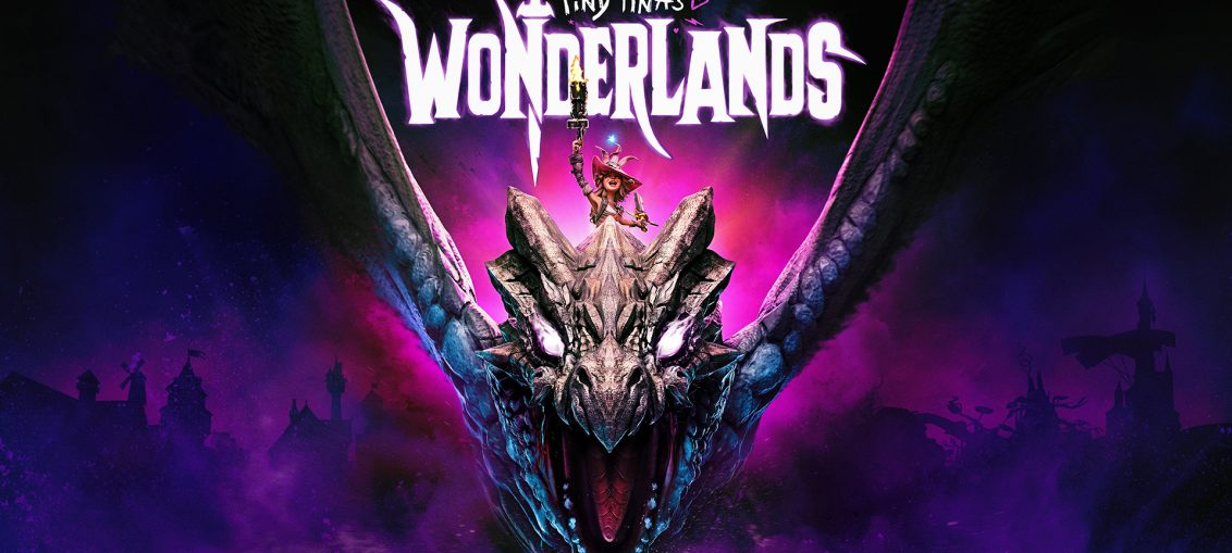 2K and Gearbox Reveal Tiny Tina's Wonderlands, a New Fantasy-Fueled Adventure