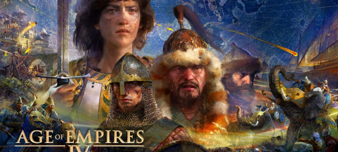 Age of Empires IV Launching October 28 on PC with Xbox Game Pass, Available for Pre-order Now