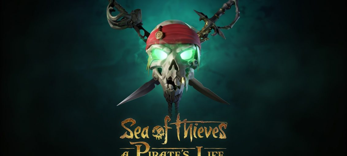 As Season Three Launches, Join Captain Jack Sparrow in Sea of Thieves: A Pirate's Life