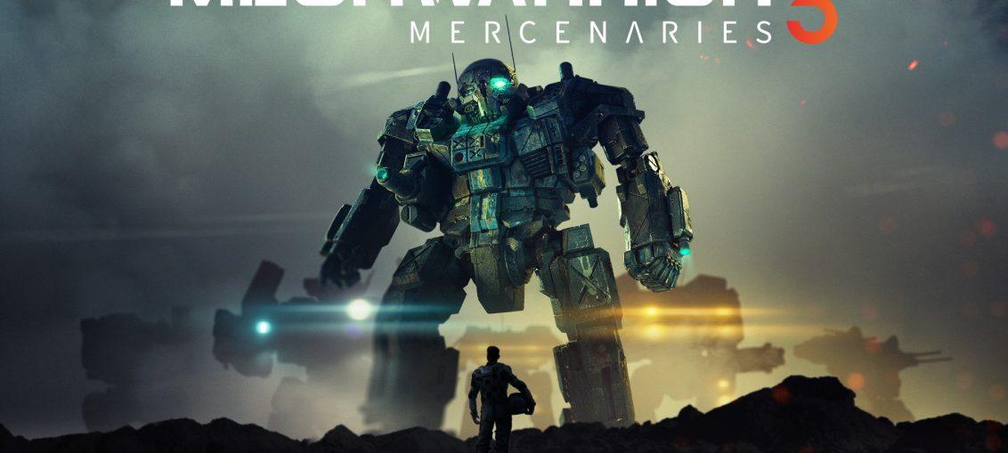Blast Some Heavy Metal in MechWarrior 5: Mercenaries with Xbox Game Pass