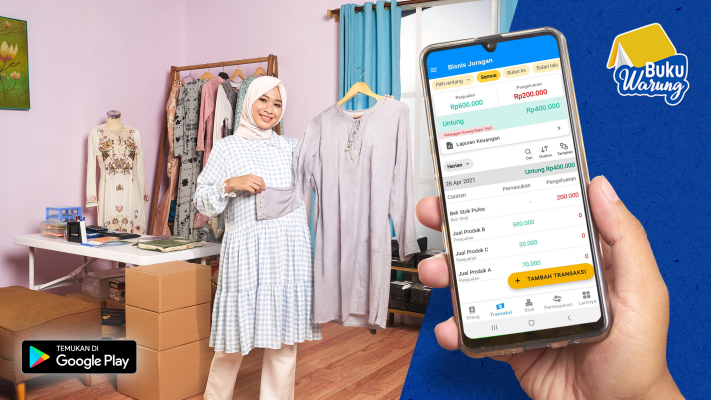 BukuWarung, a fintech for Indonesian MSMEs, scores $60M Series A led by Valar and Goodwater