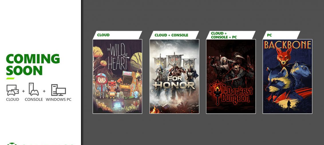 Coming Soon to Xbox Game Pass: Backbone, For Honor, Darkest Dungeon, and More