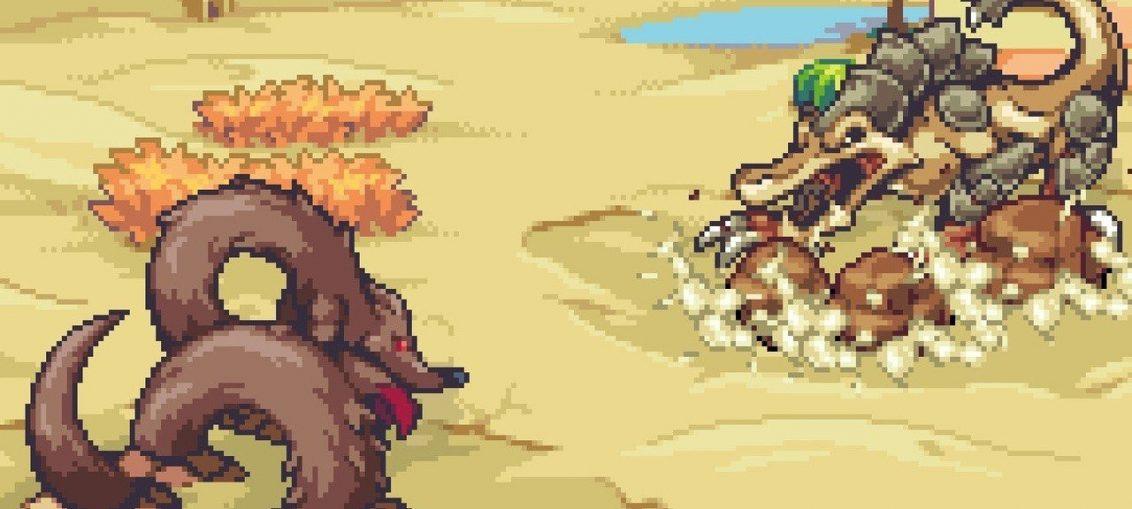 Coromon Brings More Pokémon-Style Action To Nintendo Switch Next Year