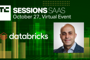 Databricks co-founder and CEO Ali Ghodsi is coming to TC Sessions: SaaS