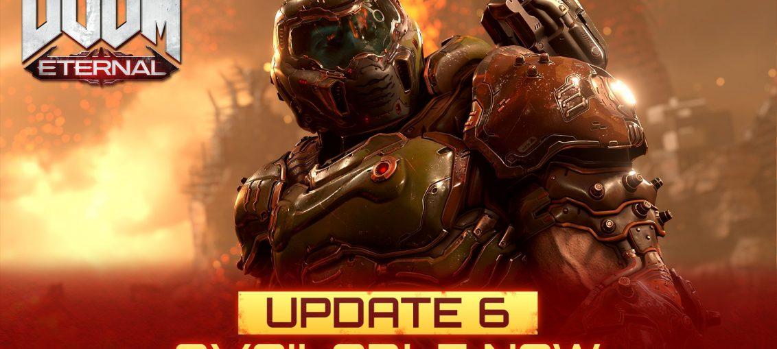 Experience Next-Gen Upgrades and New Content in Doom Eternal's Update 6
