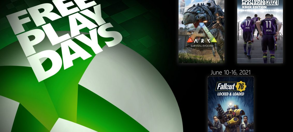 Free Play Days – Fallout 76, Ark: Survival Evolved, and Football Manager 2021 Xbox Edition