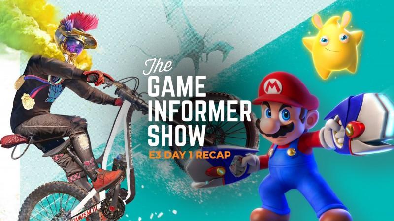 GI Show – Mario + Rabbids Rules E3 Day 1 Recap