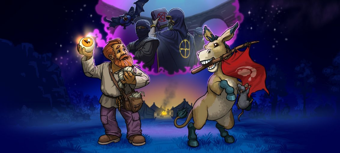 Graveyard Keeper: Game of Crone DLC Available Now