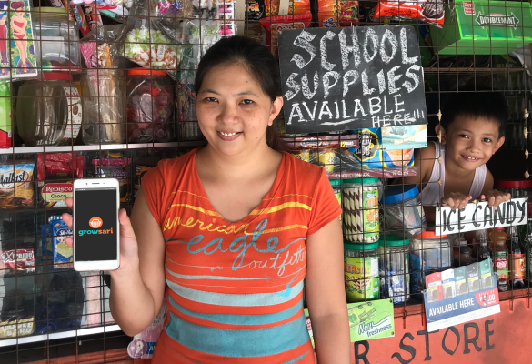 GrowSari, a B2B platform for small stores in the Philippines, adds investors like Temasek's Pavilion Capital and Tencent