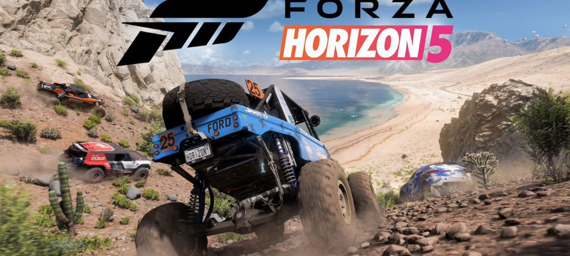 Immerse Yourself in Mexico in Forza Horizon 5 and Experience Our Largest, Most Diverse Open World Ever