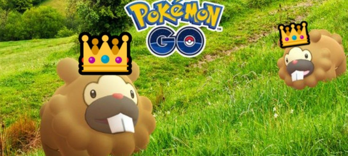 It's Bidoof's Time To Shine In The Newest Pokémon GO Event