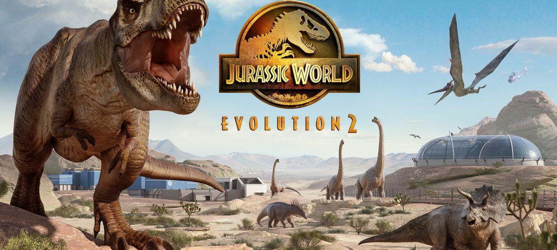 Jurassic World Evolution 2 Announced