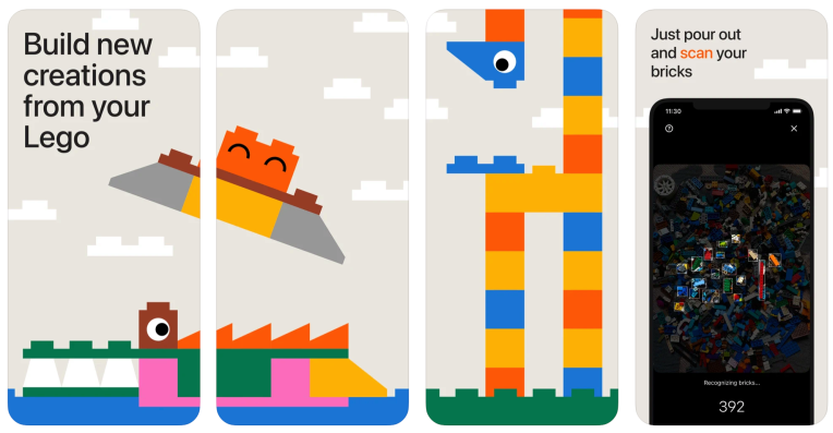 Lego should snap up this rapid-fire brick-finding iOS app