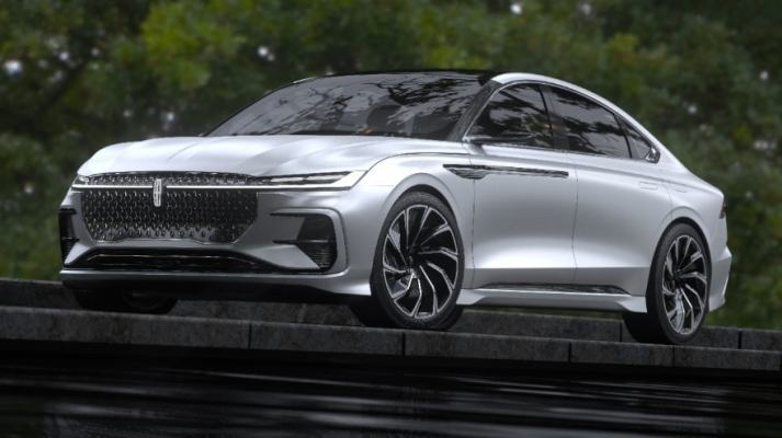 Lincoln's first EV will arrive in 2022 with three more to follow