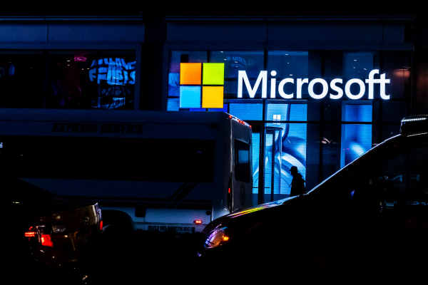 Microsoft says a third of its government data requests have secrecy orders