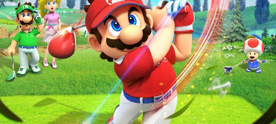 Nintendo Has Released A Day-One Update For Mario Golf: Super Rush