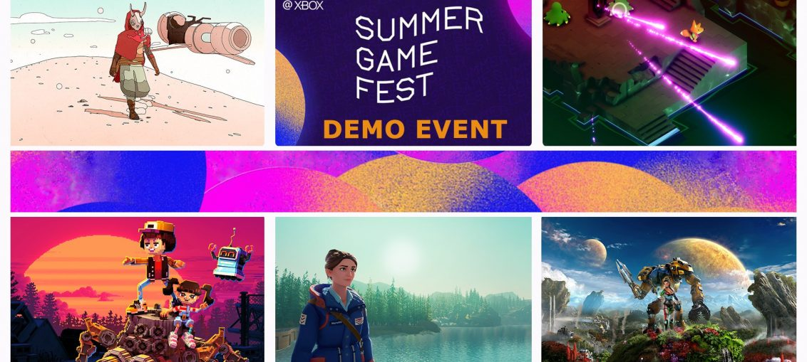 Our Second Summer Game Fest Demo Event Coming June 15 to an Xbox Near You