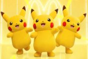 Pikachu Is Now On The Menu At McDonald's Restaurants In Japan