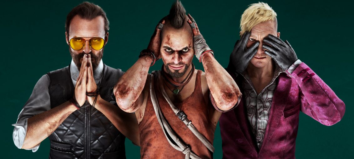 Play as Far Cry's Most Infamous Villains with Far Cry 6's Season Pass
