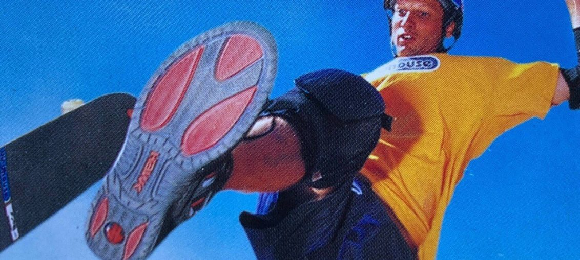 Poll: What's The Best Tony Hawk Game?