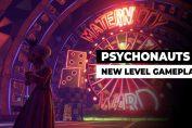 Psychonauts 2: Exclusive Look At New Level Gameplay (4K)