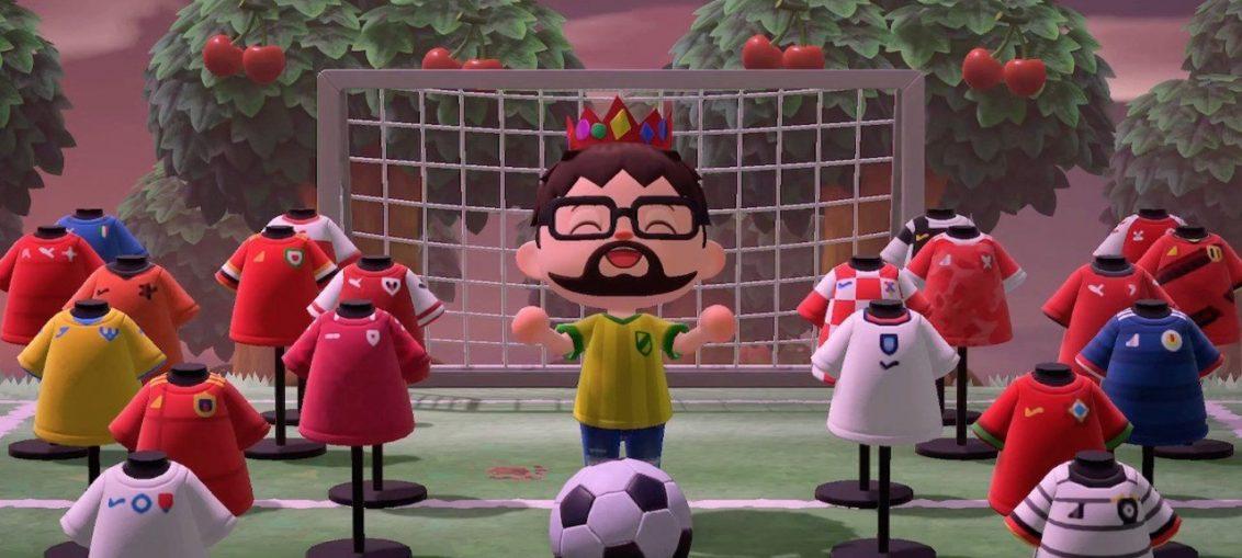 Random: Animal Crossing Fan Recreates All 24 Euro 2020 Team Kits