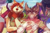 Review: Winds of Change - A Polished, Absorbing, Animal-Filled Visual Novel