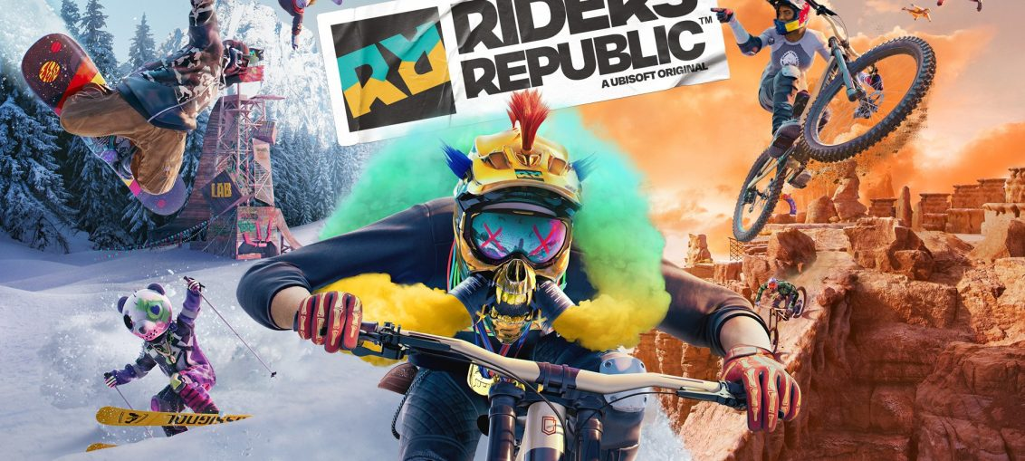 Riders Republic Launches September 2 for Xbox One and Xbox Series X|S