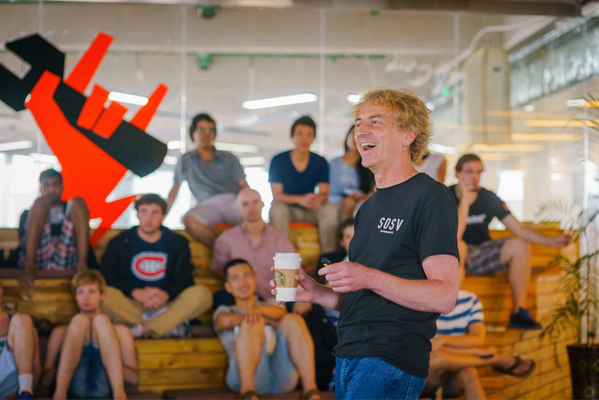 SOSV, the global venture firm, just closed a $100 million fund to back its maturing startups