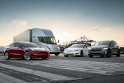 Tesla's head of heavy duty trucking has left the company