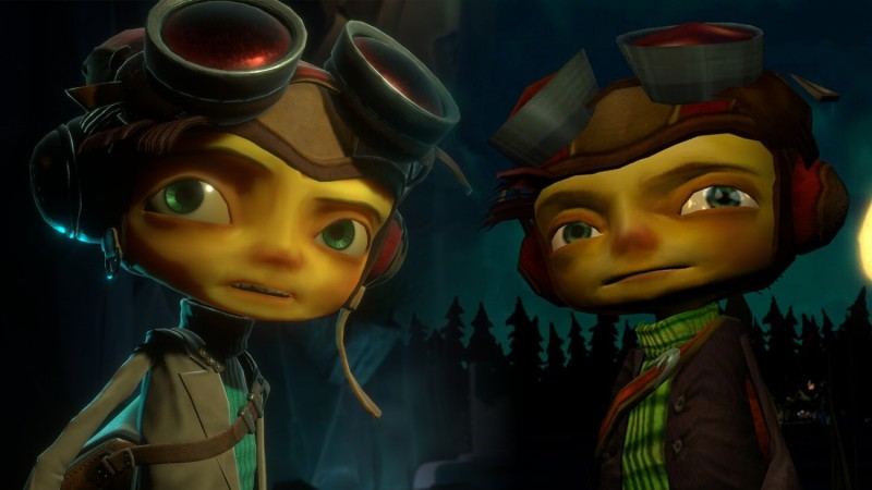 The Biggest Differences Between Psychonauts 2 And 1