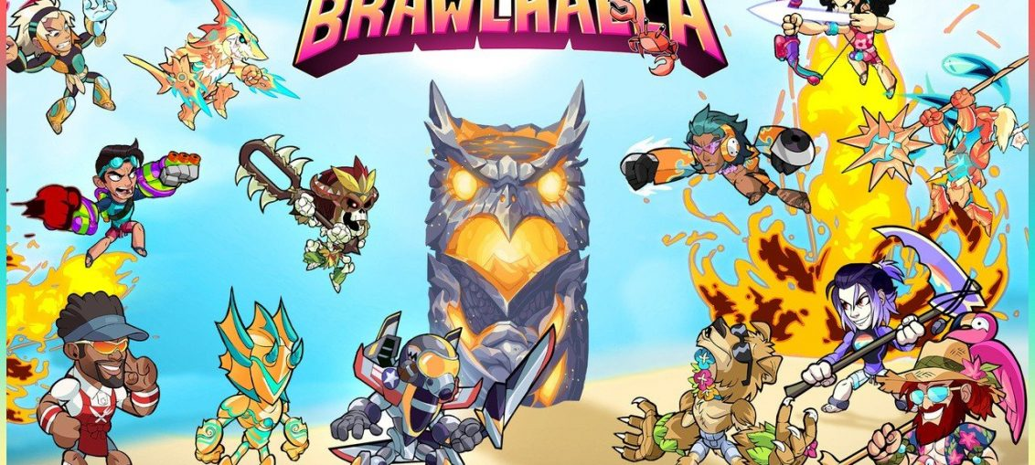 The Brawlhalla Heatwave 2021 Summer Event Is Now Live