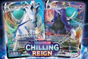 The Coolest Pokémon Cards We Pulled From Sword & Shield – Chilling Reign Booster Packs